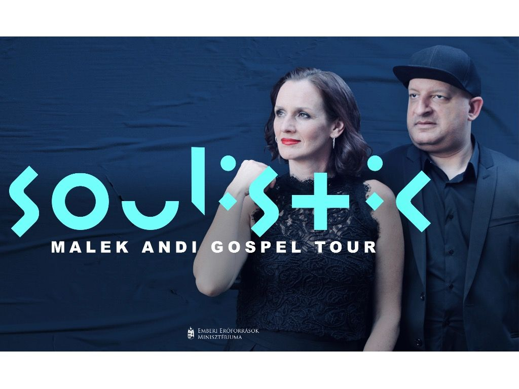 Malek Andi Soulistic Gospel Turné