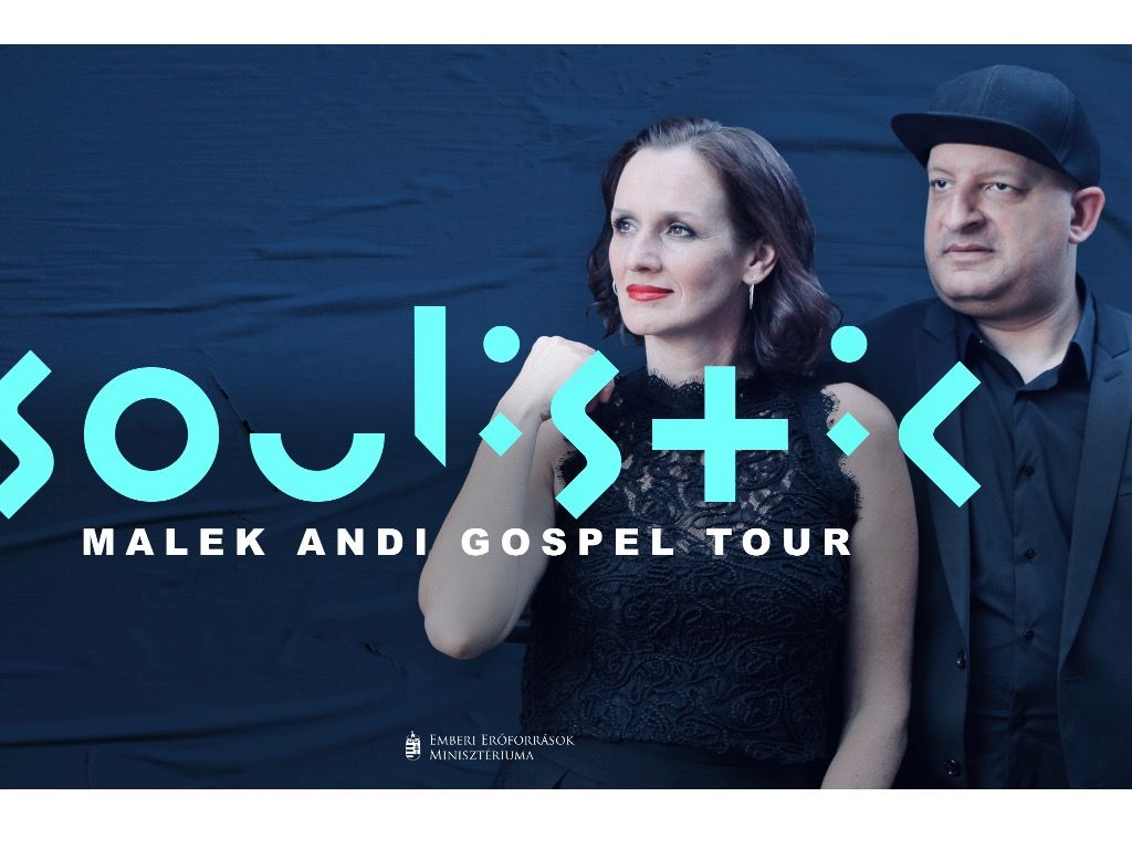 Malek Andrea - Gospel koncert