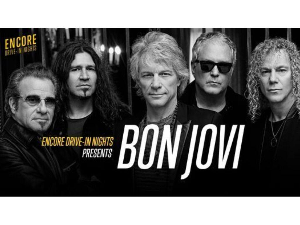 Bon Jovi – Drive-in Night koncertfilm az Urániában