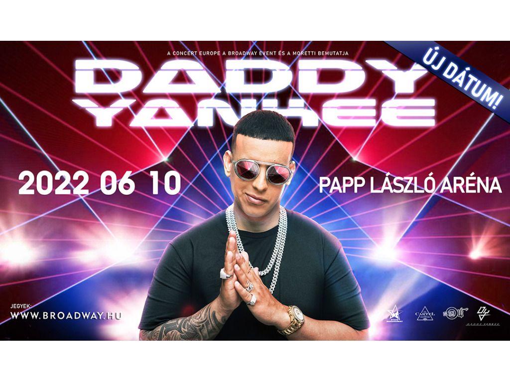 ÚJ IDŐPONT!!! - Daddy Yankee