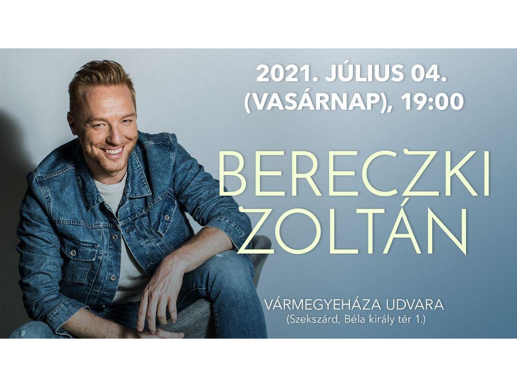 Bereczki Zoltán koncert
