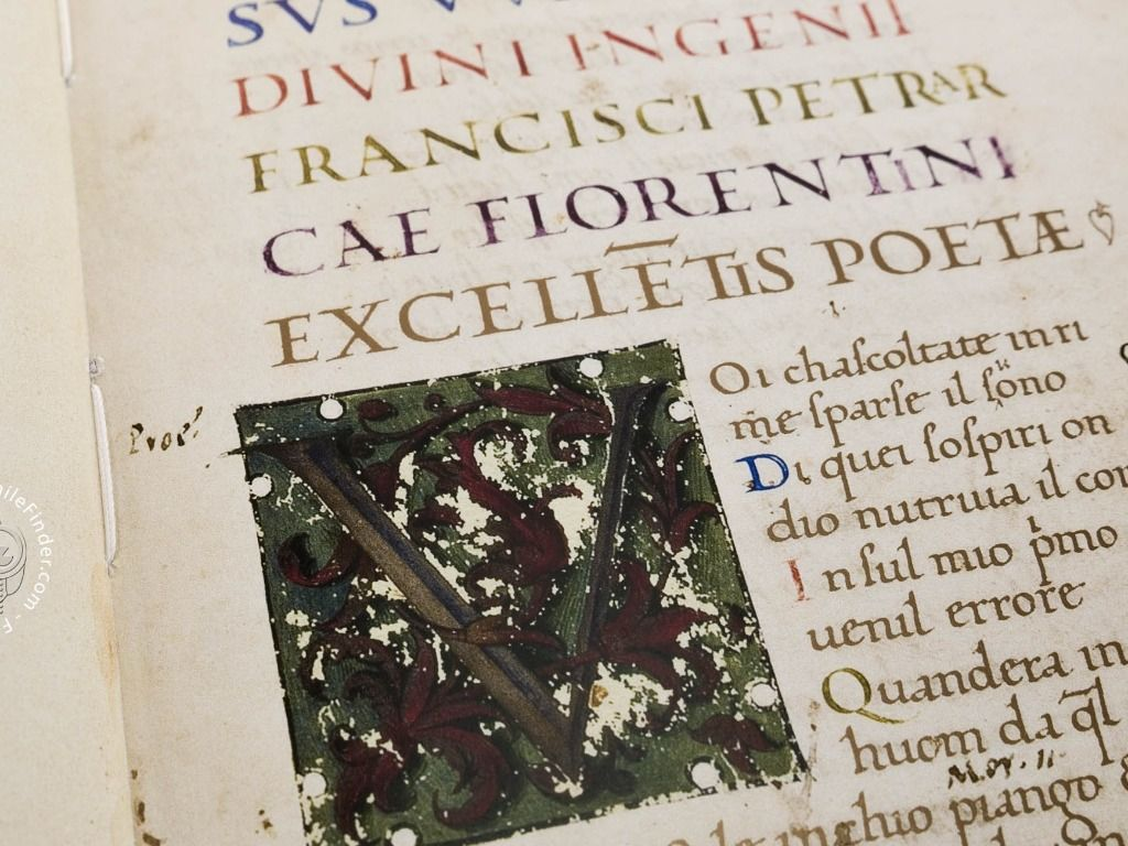 Recercare Régizenei Műhely - Petrarca daloskönyve (14-17. sz.)