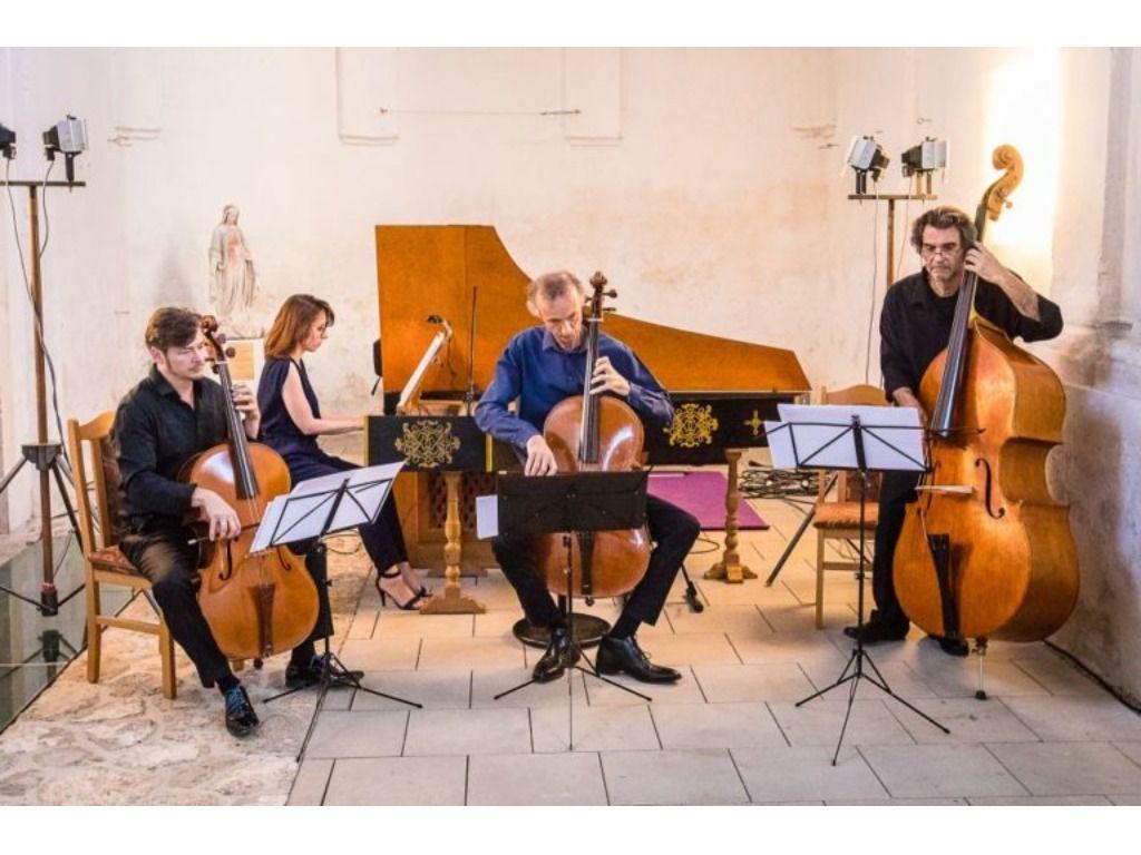 Les Basses Réunies - Il Violoncello, avagy Nápoly rejtelmei