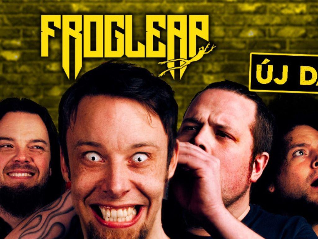 FROGLEAP – új dátum!!!