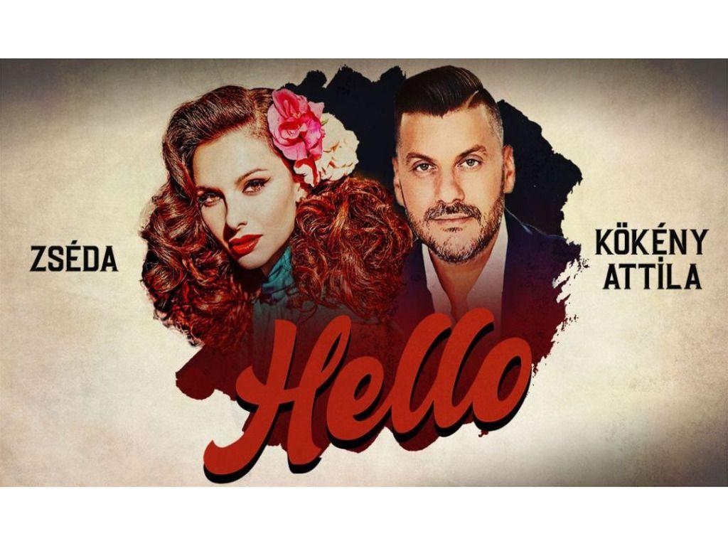 Zséda - Kökény Attila: Hello