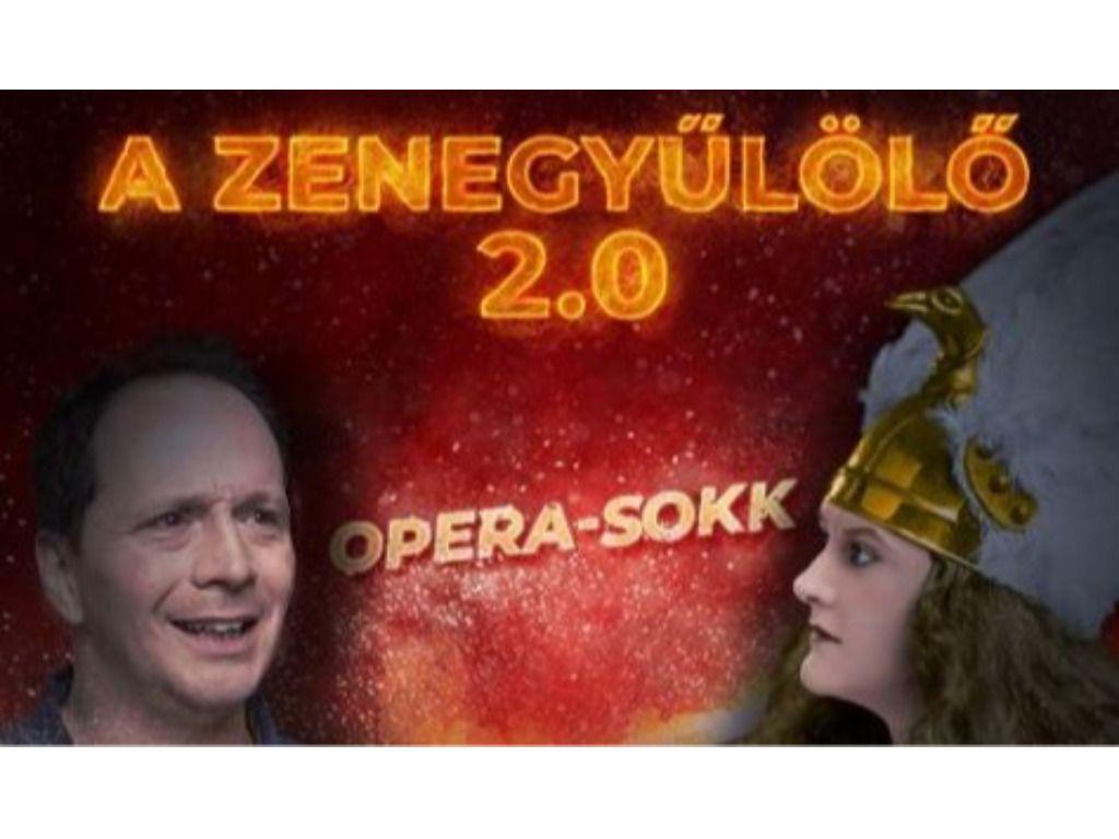 A ZENEGYŰLÖLŐ 2.0 -...