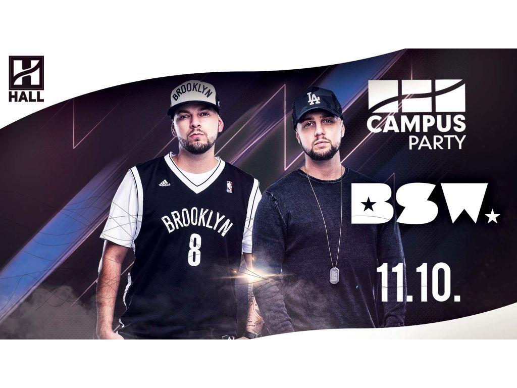CAMPUS Party - BSW //DE...
