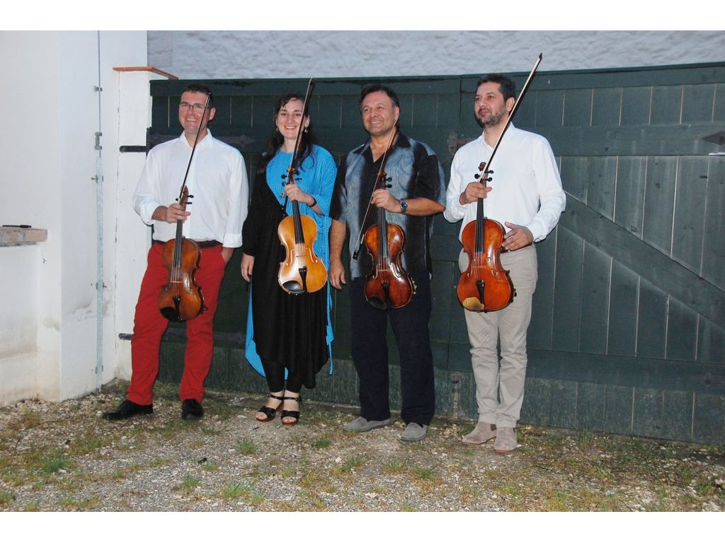 4brácsa Quartet koncert