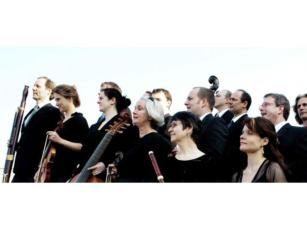 A Drezdai Kamarakórus és a Le Concert Lorrain /KARÁCSONYI HANGVERSENY