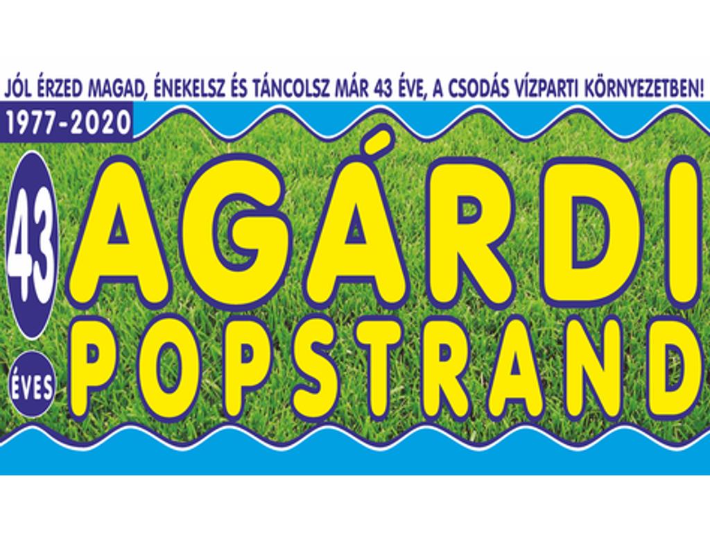 Agárdi Popstrand 2020:...