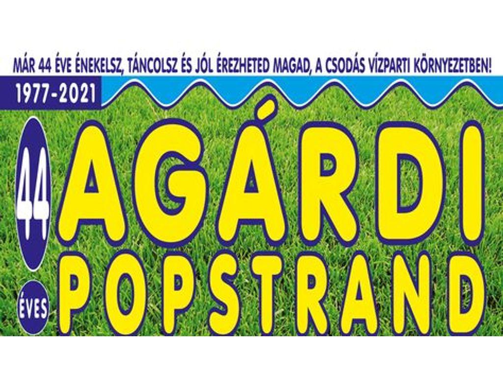 Agárdi Popstrand 2021...