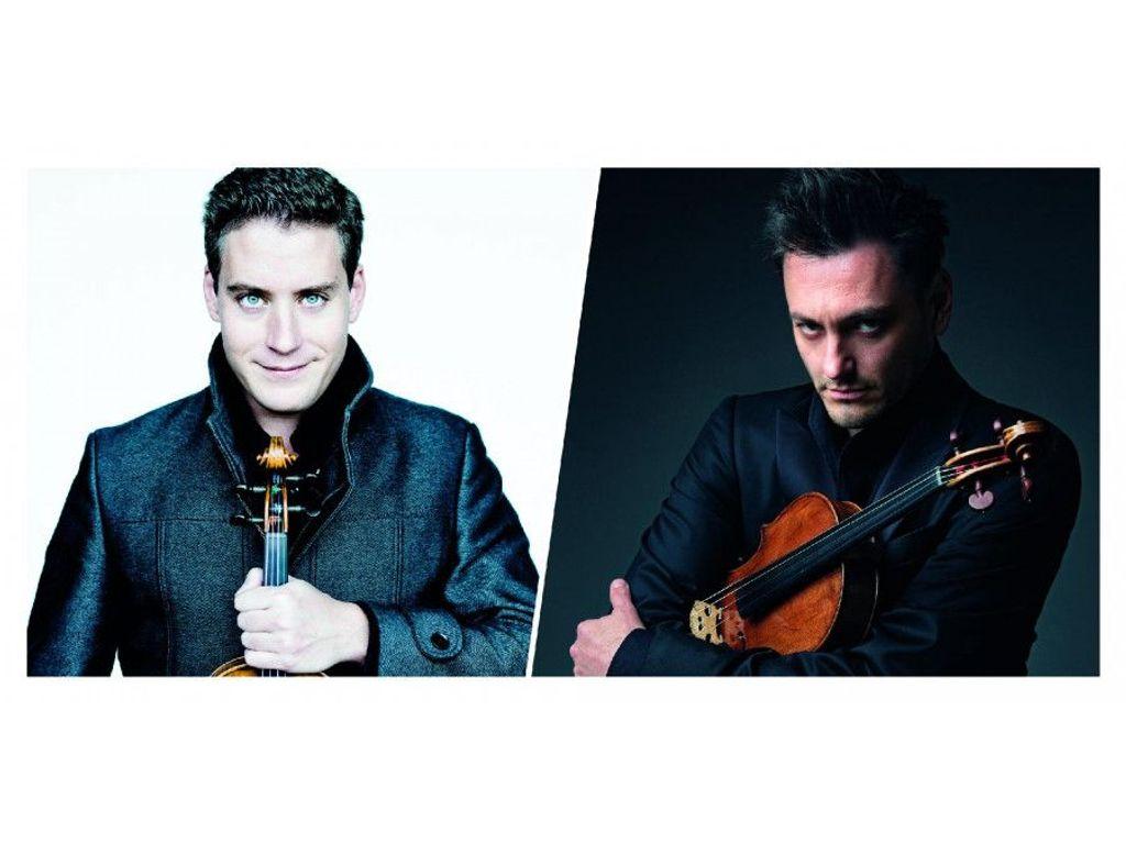 Baráti Kristóf, Maxim Rysanov és a Pannon Filharmonikusok - Mozart +