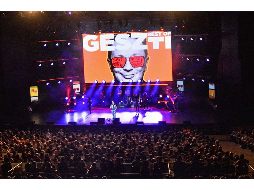 BEST OF GESZTI koncert