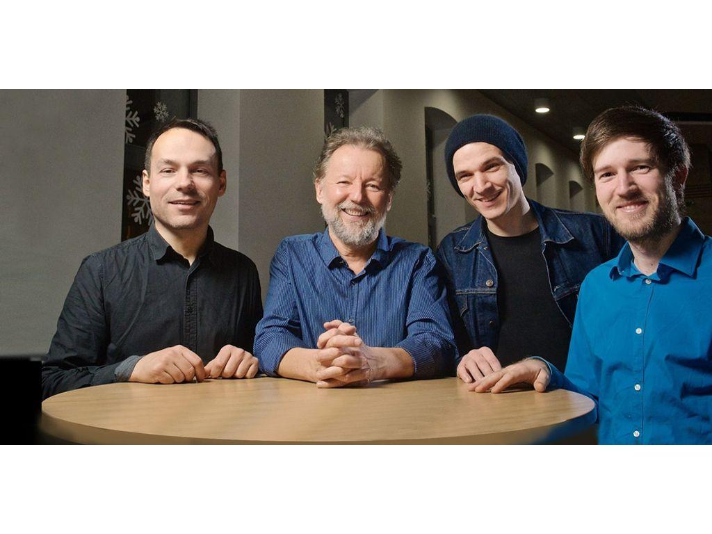 Borbély Mihály Quartet