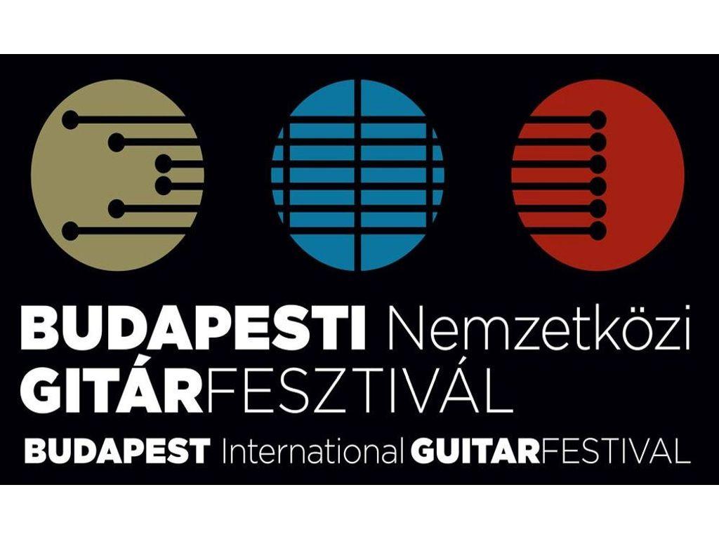 """Budapesti Nemzetközi Gitárfesztivál:""""KÖZEL EGYMÁSHOZ..."""