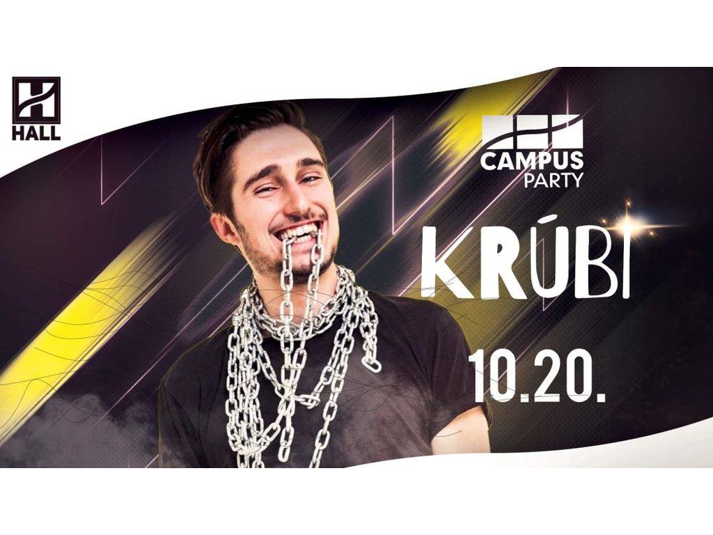 CAMPUS Party - Krúbi //...