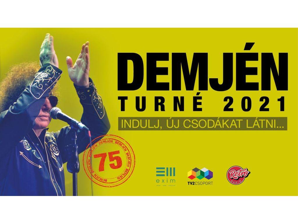 Demjén Turné 2021