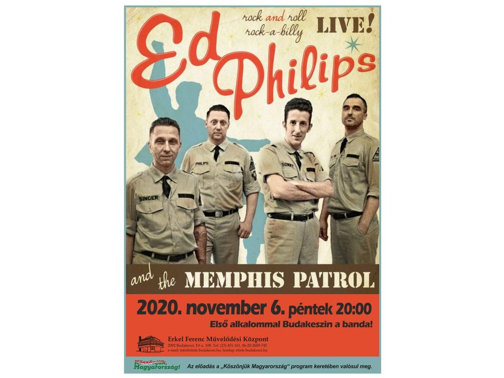 Ed Philips and the Memphis...