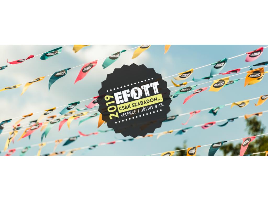 EFOTT Fesztivál - 3 napos bérlet