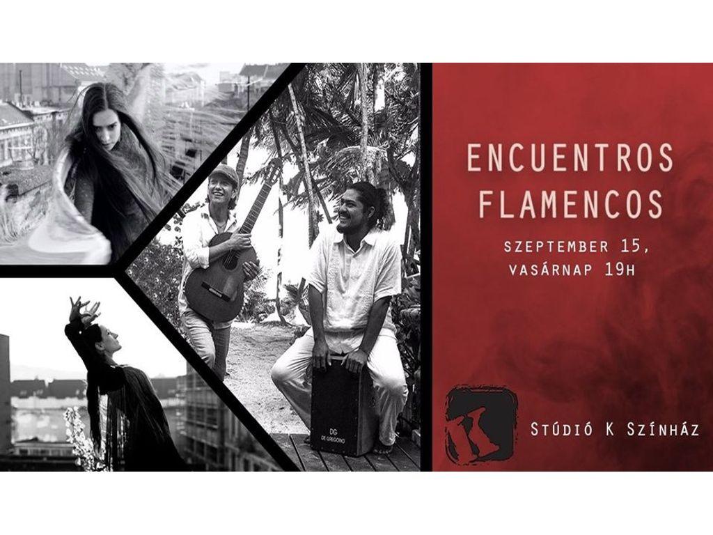 Encuentros Flamencos - Évadnyitó koncert