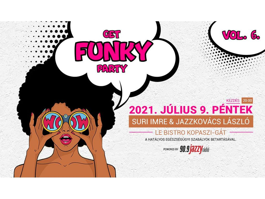 GET FUNKY PARTY vol.6.
