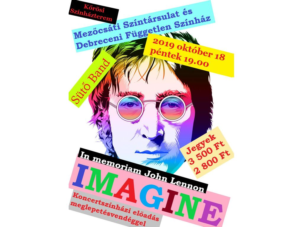 Imagine - In memoriam John...