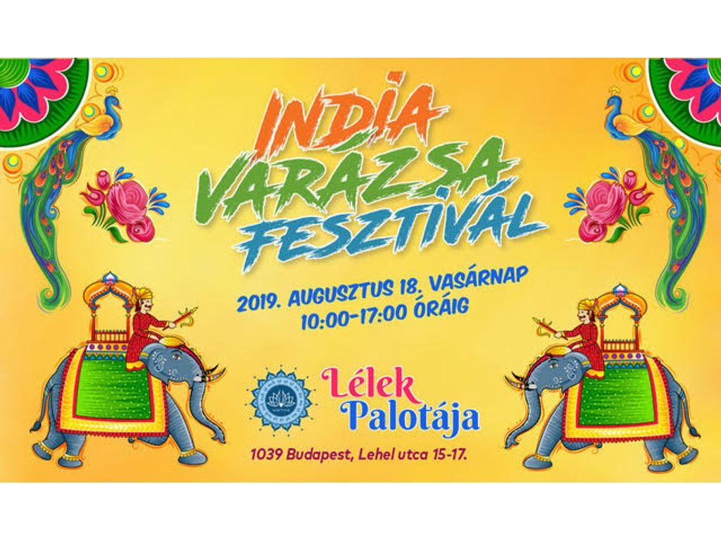 India varázsa fesztivál