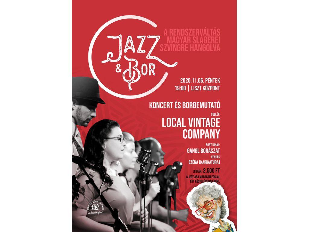 Jazz&Bor -...