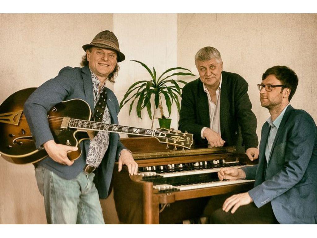Jazz Liget - Gyárfás-Premecz Organ Trio