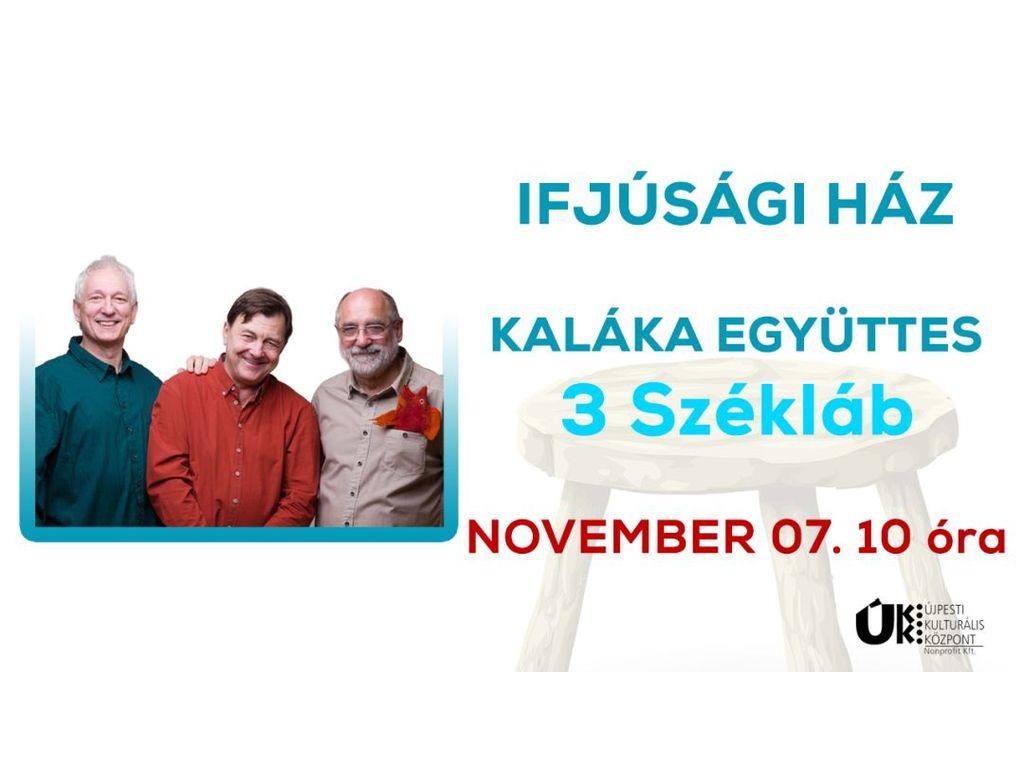 KALÁKA Koncert - Három...