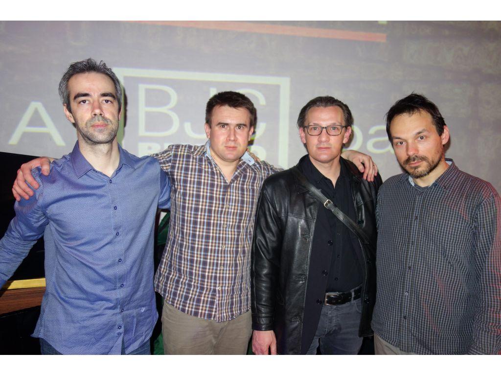 Kalmár Zoltán Quartet