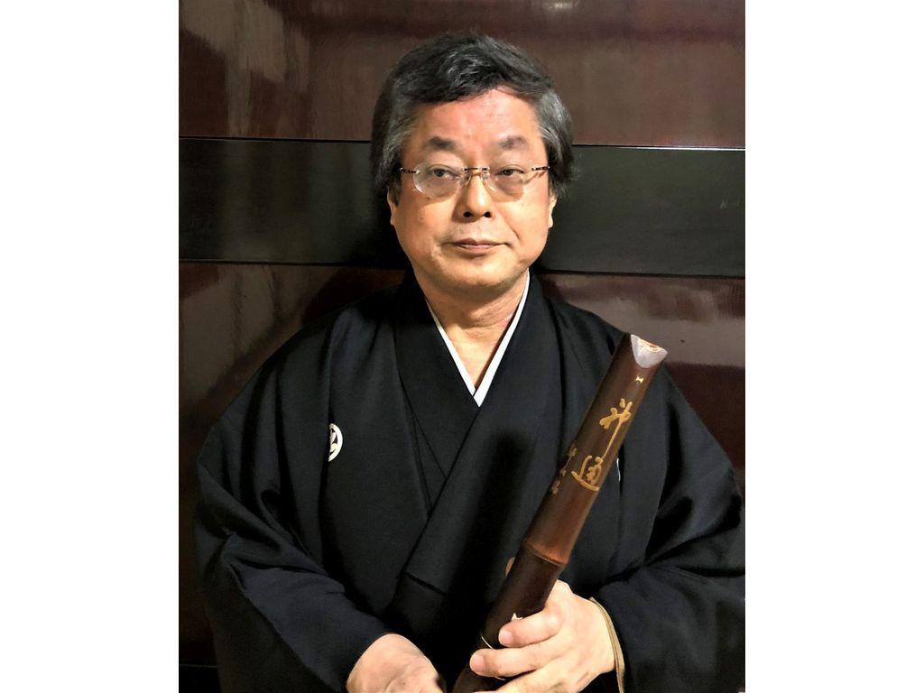 Katayama Dozan (Shakuhachi) és Anima Musicae Kamarazenekar koncertje