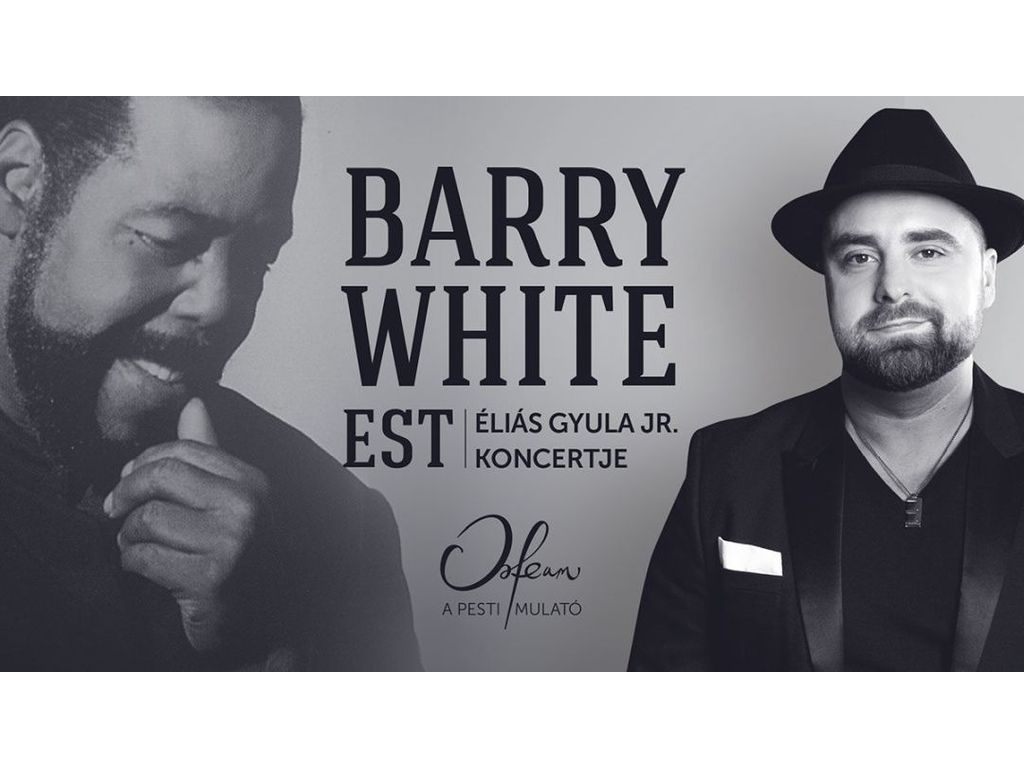 Barry White est –...