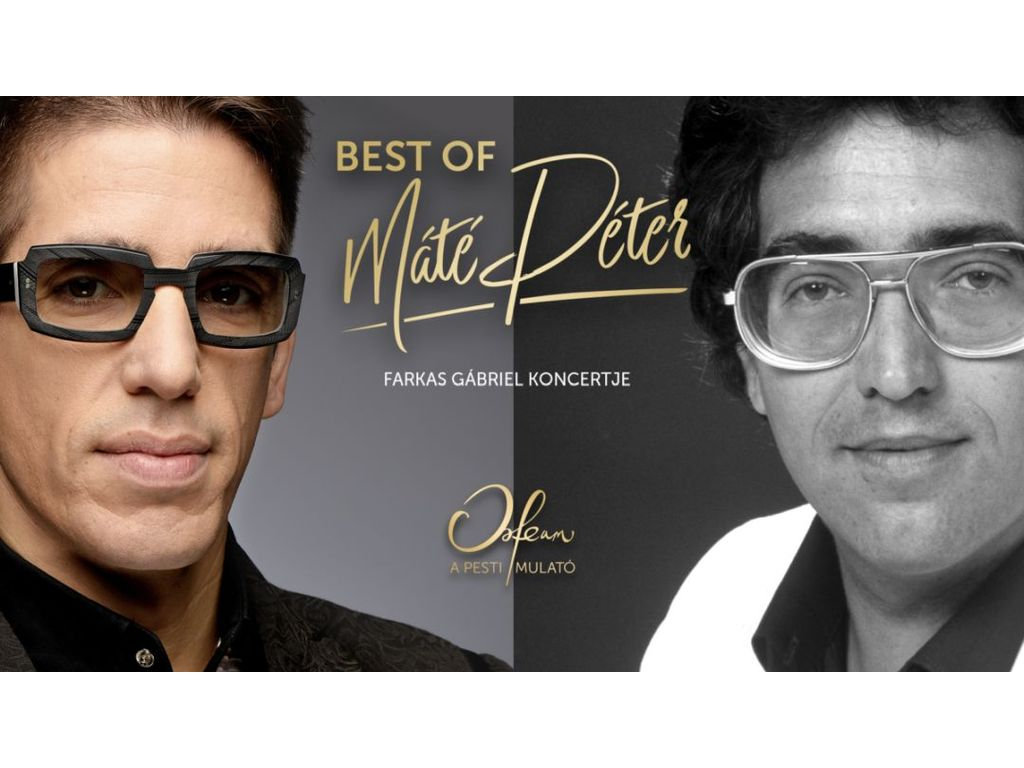 Best of Máté Péter -...