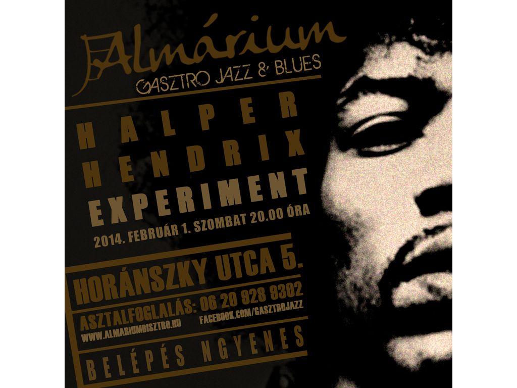 Halper Hendrix Experiment