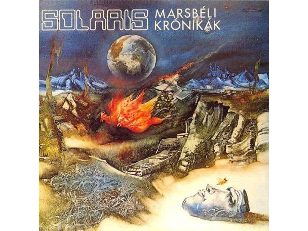 SOLARIS | Marsbéli krónika II. lemezbemutató