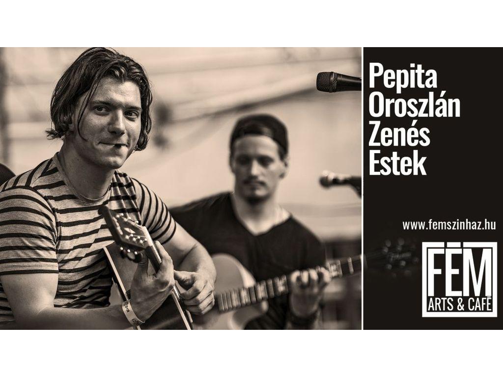 Lugosi Dani & Takács Vilkó // Nirvana Acoustic