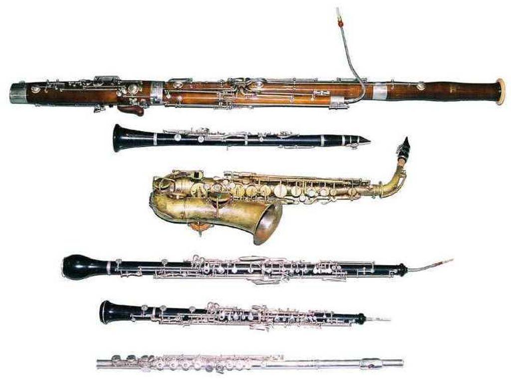 MÁV Zene-Tér-Kép/2. Fafúvós hangszerek