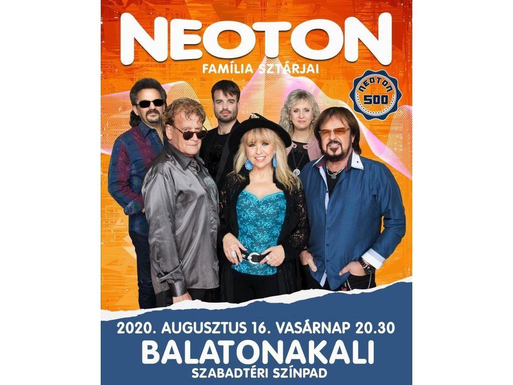 Neoton Família Sztárjai...