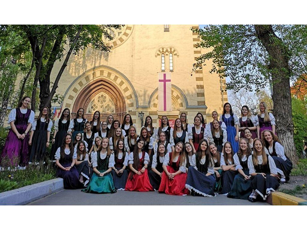 Ortodox Pünkösd - Szent Efrém Férfikar - Pro Musica Leánykar - Orientale Lumen 2020/3