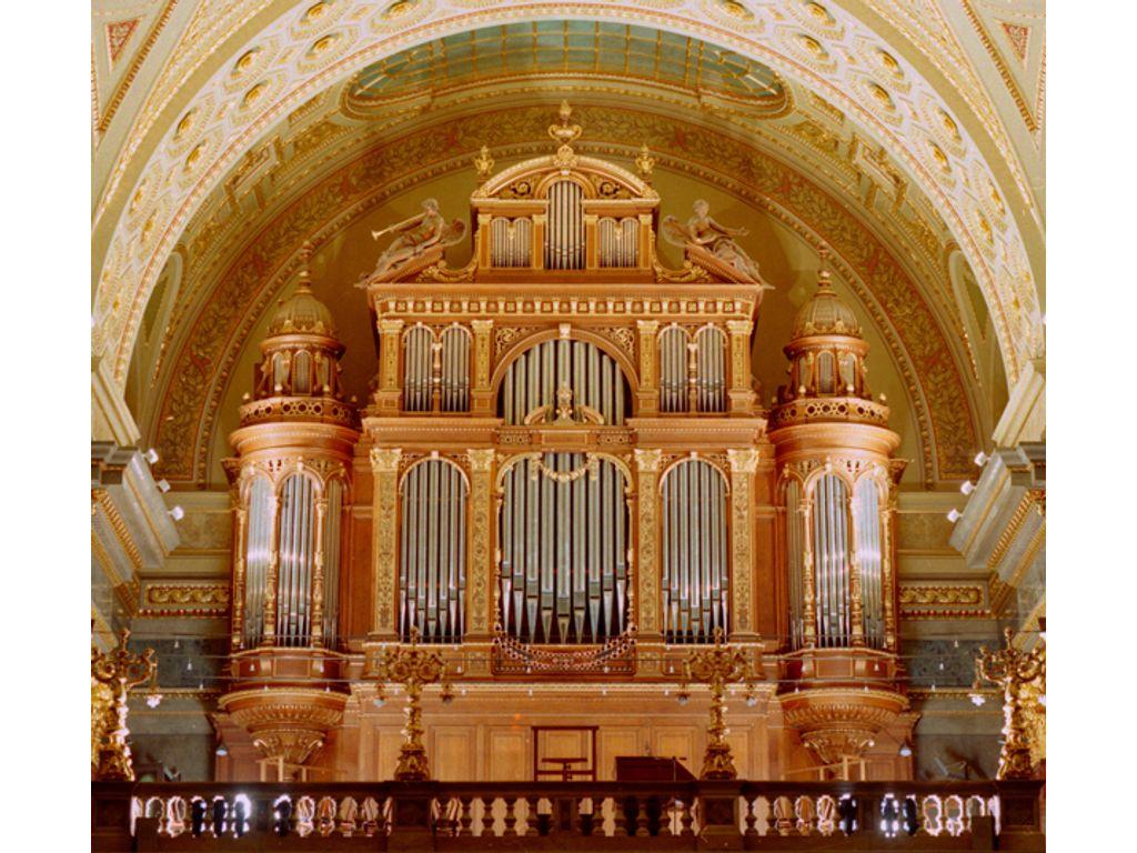 Pénteki Orgonakoncertek / Friday Organ Concerts
