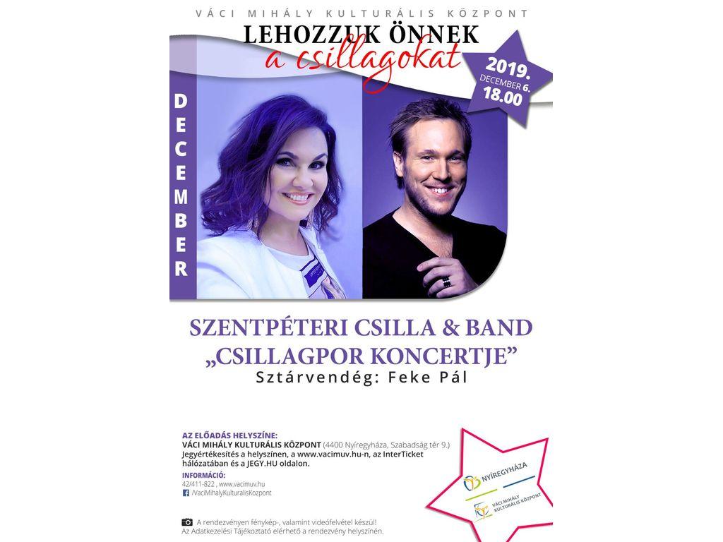 Szentpéteri Csilla & Band...