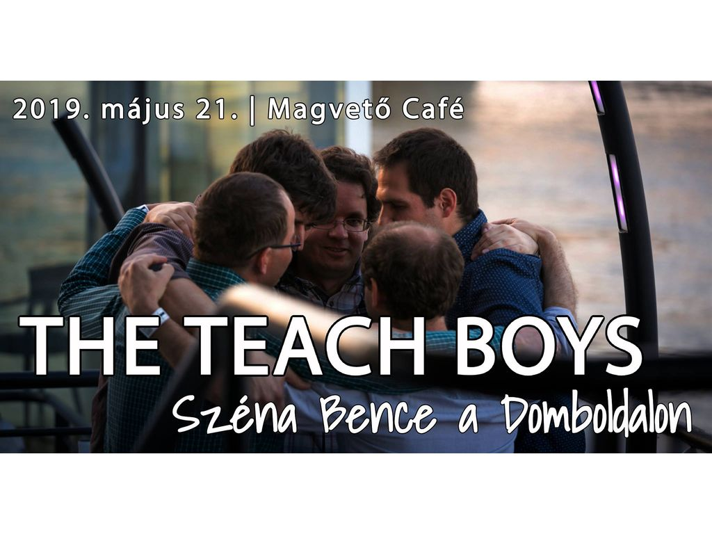 The Teach Boys: Széna...