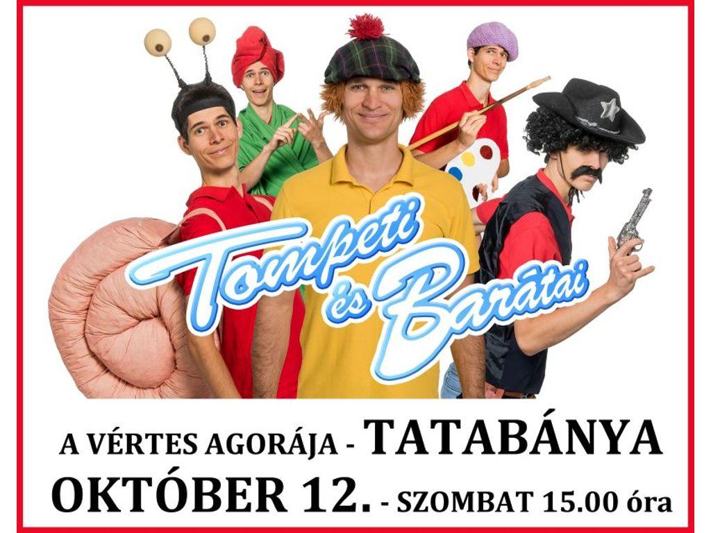 Tompeti koncert Tatabányán