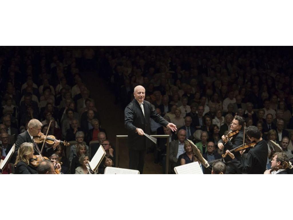 Tonhalle-Orchester Zürich / Vezényel:Paavo Järvi
