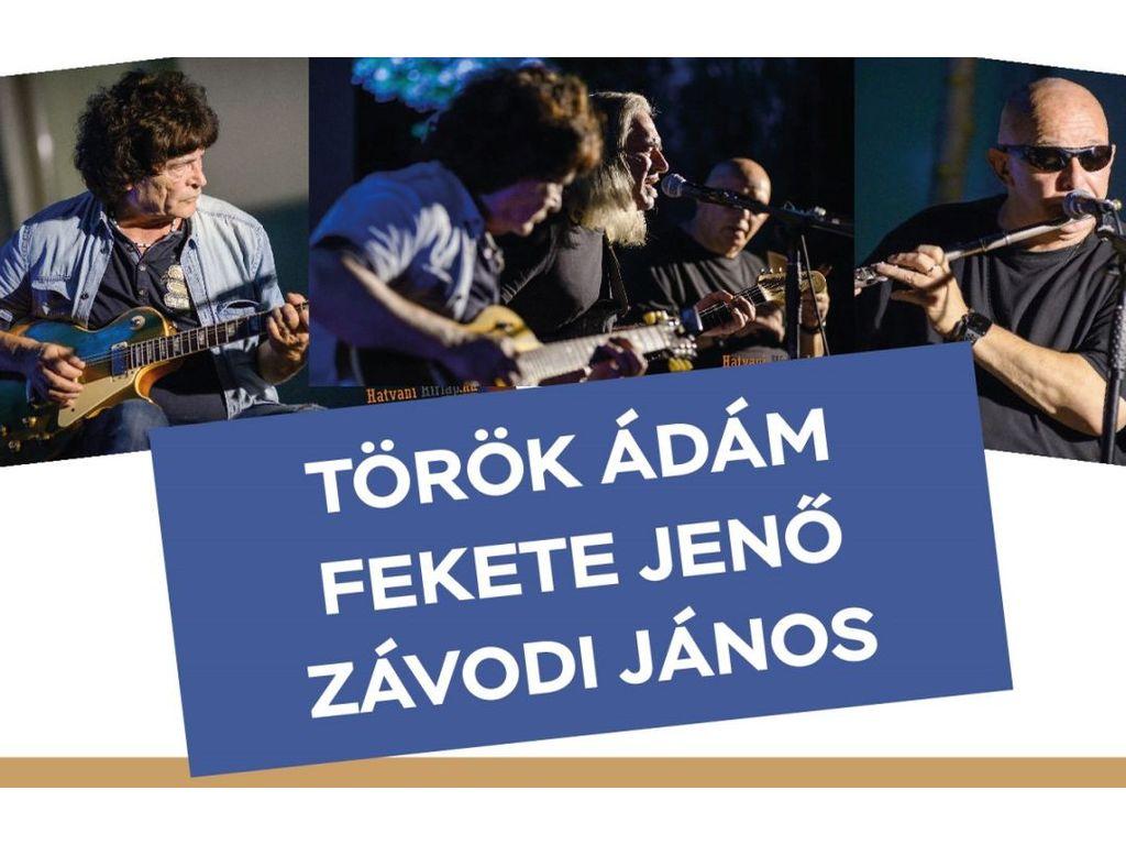 Török Ádám - Fekete...