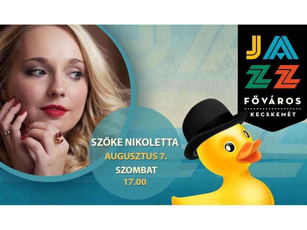 V. JAZZFŐVÁROS  /  Napijegy - szombat
