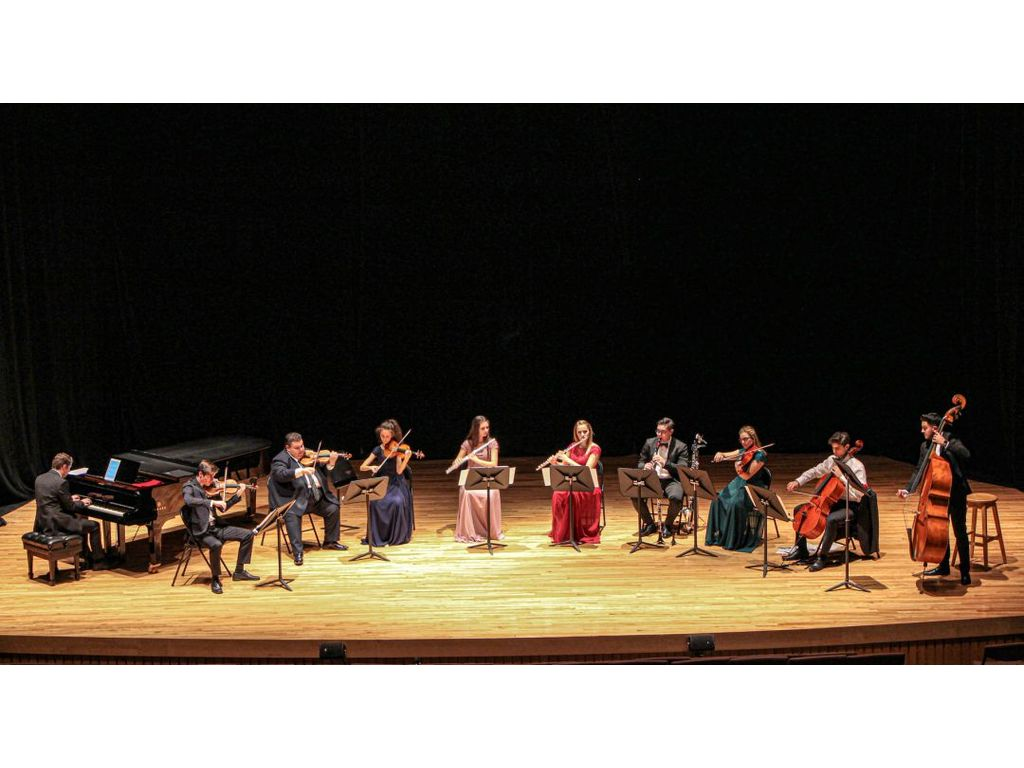 Virtuózok Kamaraegyüttes szabadtéri koncert