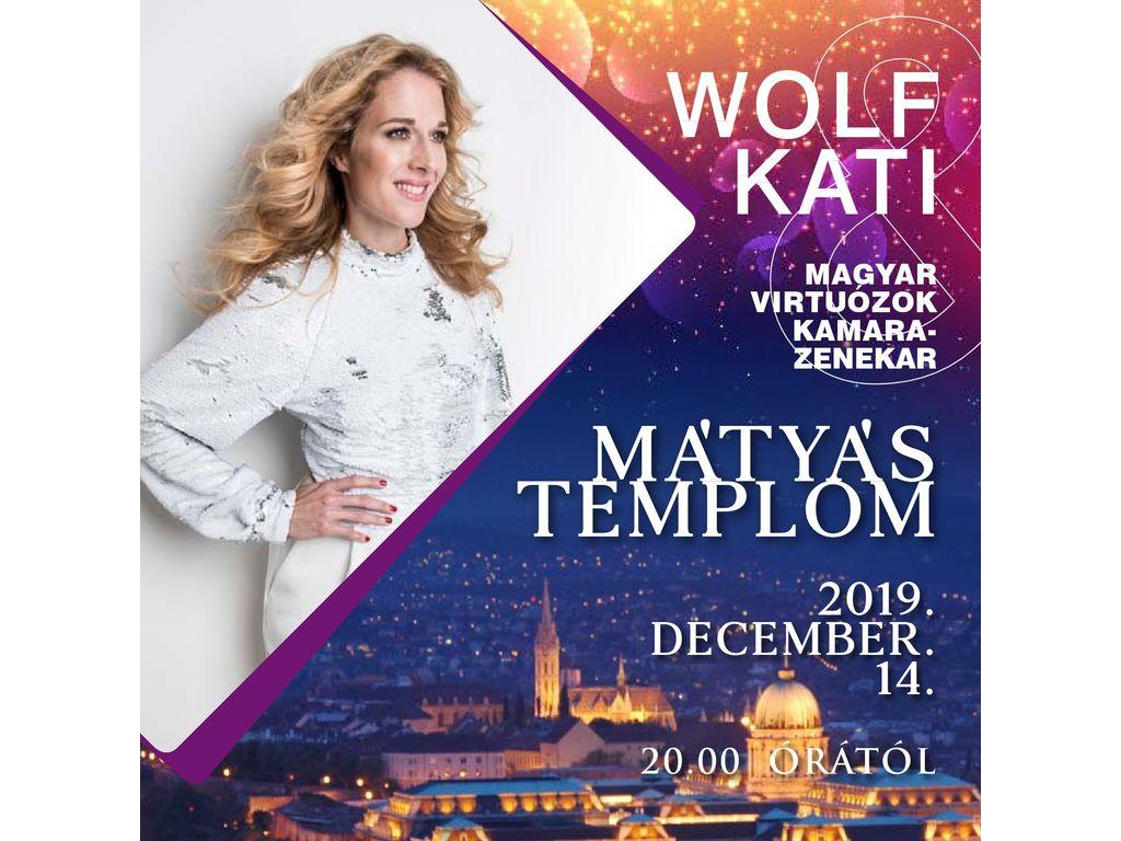 Wolf Kati - Adventi koncert