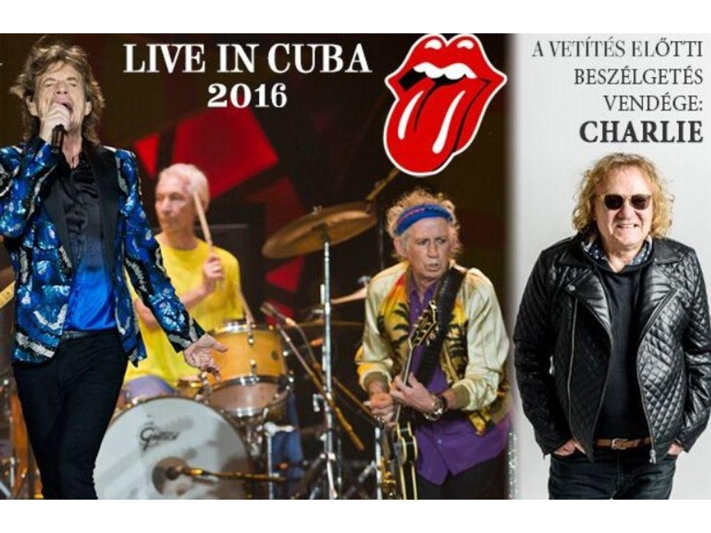 Nyerj páros belépőt a Rolling Stones-koncertfilm vetítésére!
